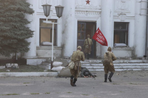 75-летие освобождения Октябрьского района от немецко-фашистских захватчиков
